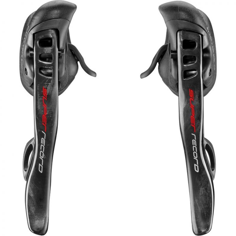 Campagnolo Super Record EPS Ergopower Controls