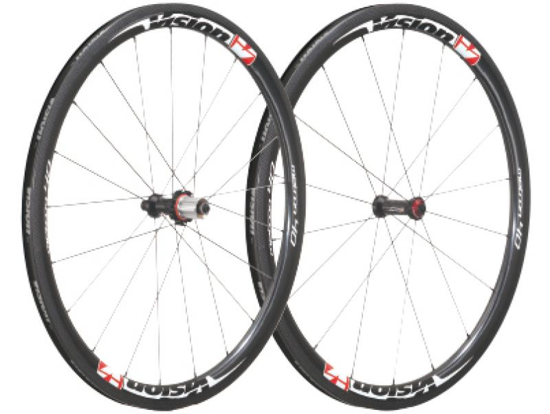 Vision Metron 40 Clincher