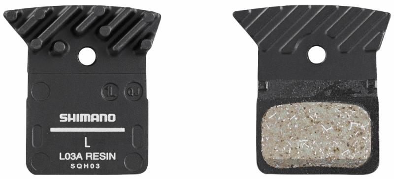 Shimano Disc Brake Pads Resin L02A