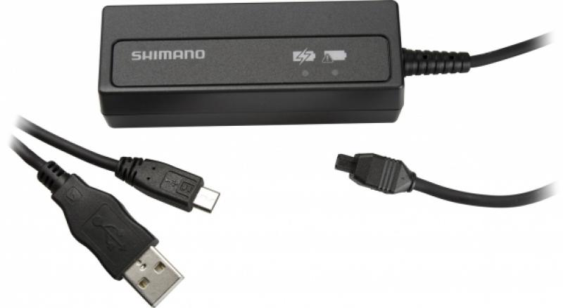 Shimano Di2 SM-BCR2 USB-Charger for SM-BTR2