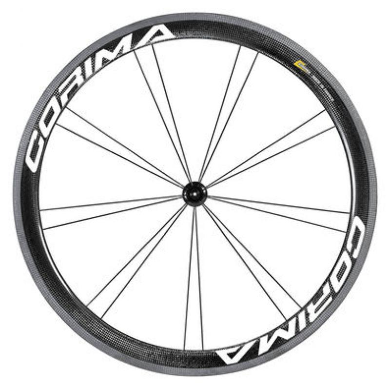 Corima WS BLACK 47 mm tubular