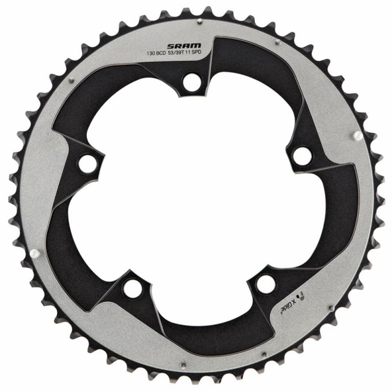 SRAM X-Glide R Chainring Yaw 110mm 11-speed