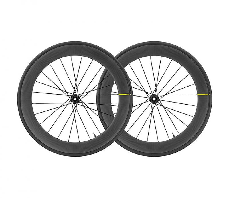 Mavic Comete Pro Carbon SL UST Disc Center Lock