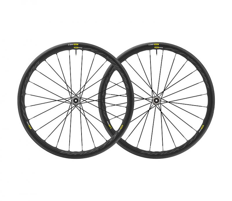 Mavic Ksyrium Elite Disc UST CL