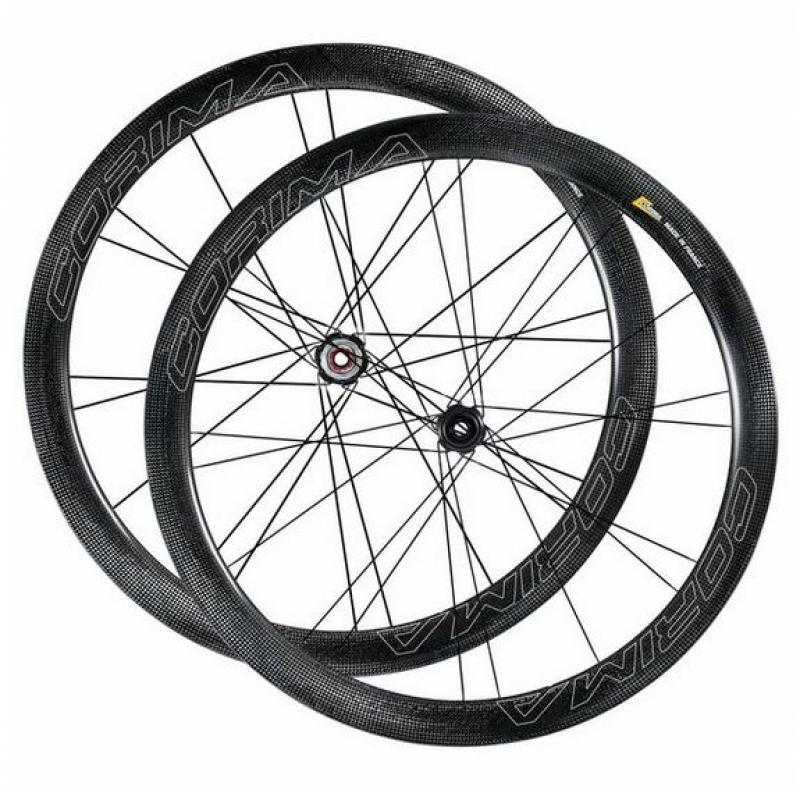Corima 47 mm WS Clincher Center Lock Thru Axle
