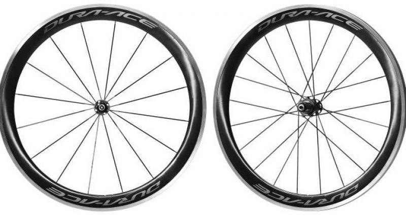 Shimano Dura-Ace WH-R9100-C60 Clincher
