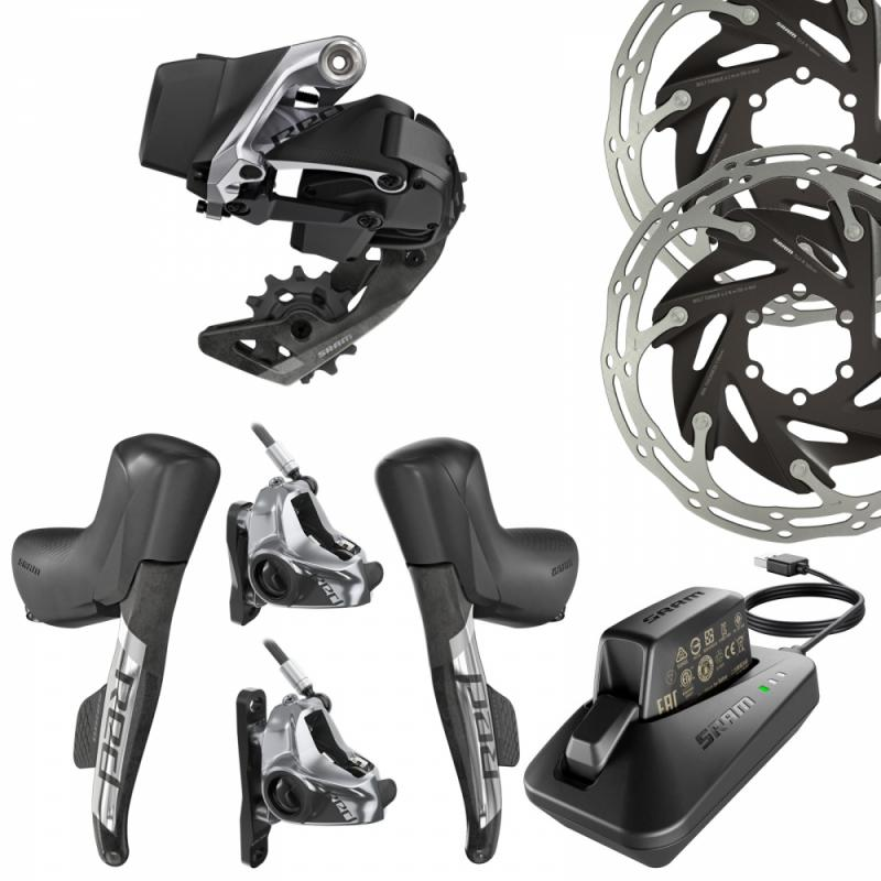 SRAM RED eTap AXS upgrade-set Disc FM 1X12