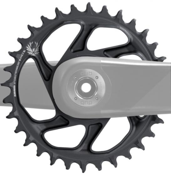 SRAM XX1 EAGLE X-SYNC 2 Direct Mount Chainring