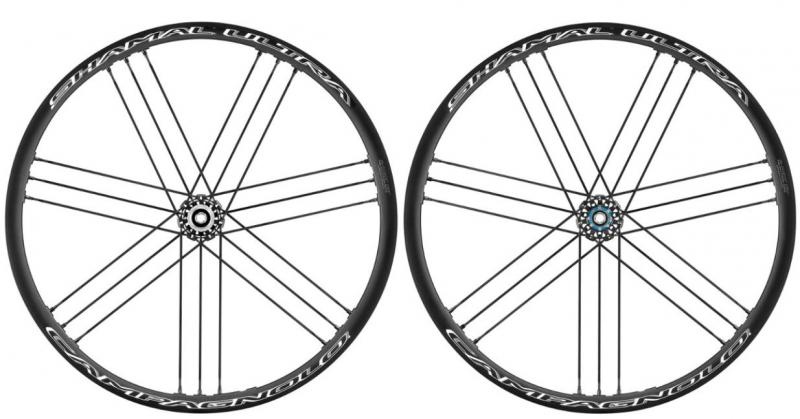 Campagnolo Shamal Ultra DB 2-Way Fit Wheelset - AFS - Clincher