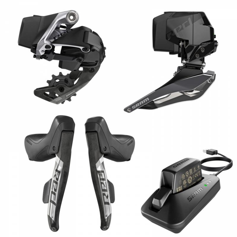 SRAM Force eTap 19 AXS Groupe Road 1X12