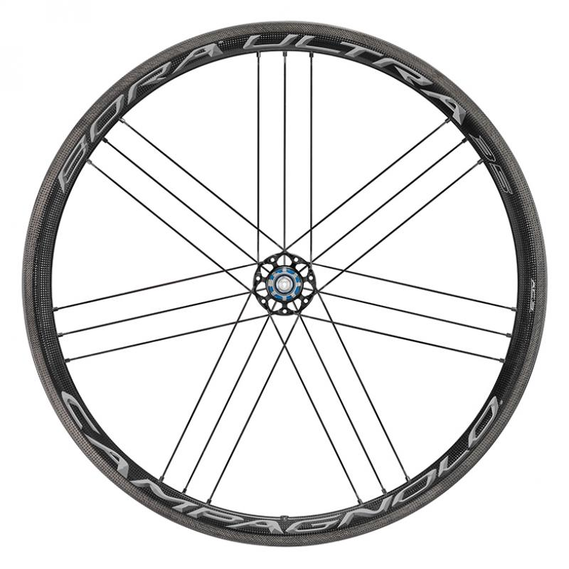 Campagnolo Bora Ultra 35 tubular dark label