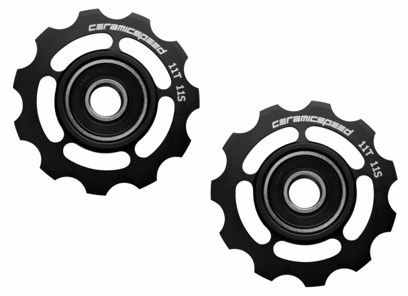 CeramicSpeed Pulley Wheels 11s