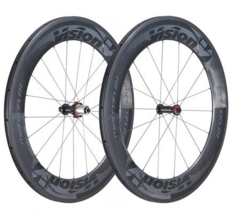 Vision Metron 81 Clincher
