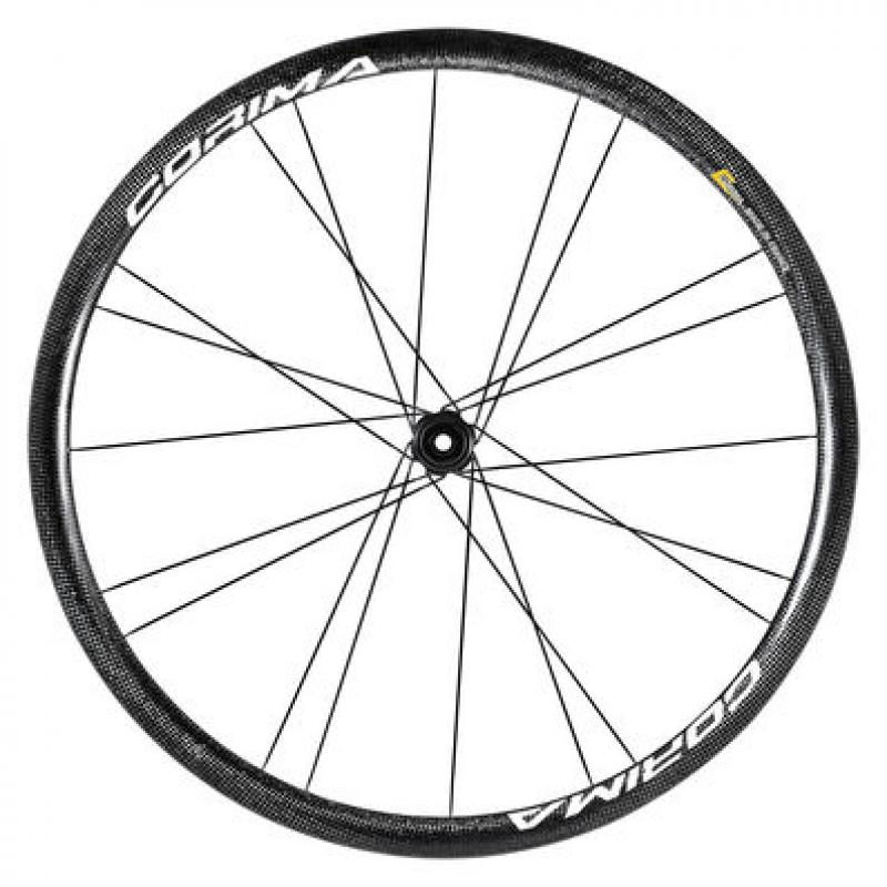 Corima 32 mm WS Clincher Center Lock Thru Axle