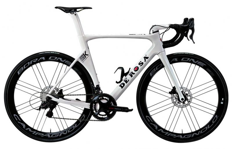 De Rosa King XS, size 49 cm, Record 11s, special offer