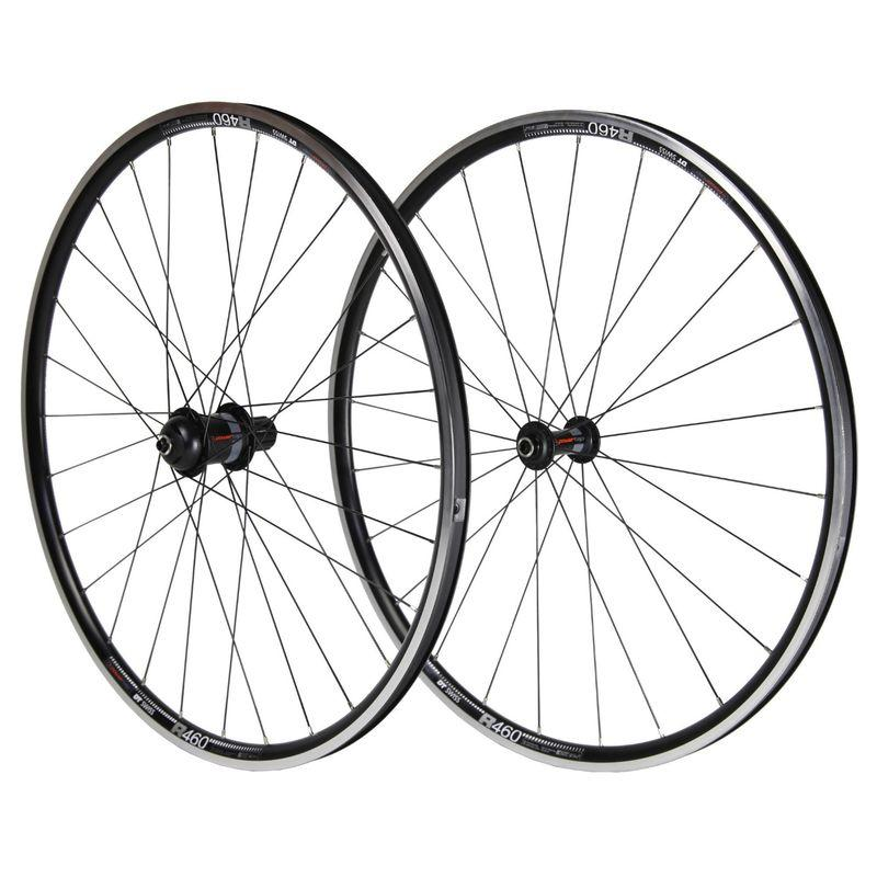 PowerTap G3 DT Swiss 460 Alloy Clincher Wheelset