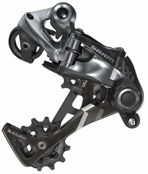 SRAM XX1 Type 2.1 Rear Derailleur 11-speed - Black/Carbon
