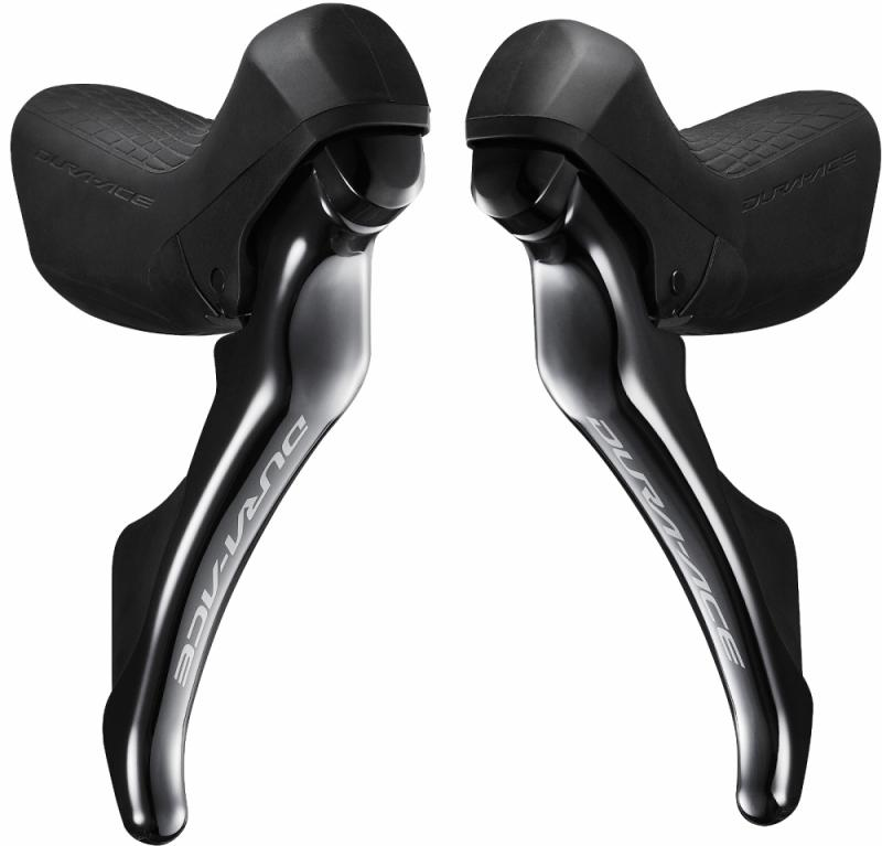Shimano Dura Ace ST-R9100 STI for Rim Brakes - 2x11-speed pair