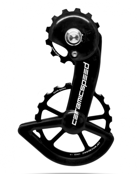 CeramicSpeed Over Size Pulley Wheel System road Shimano 9100/9150