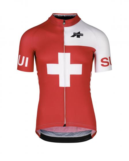 Assos SUISSE FED SS JERSEY