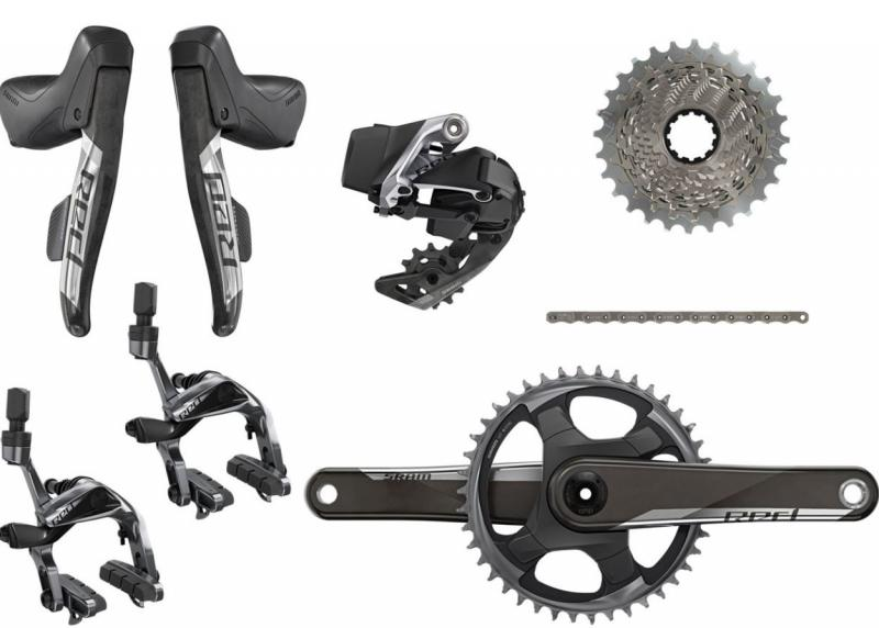 SRAM RED eTap AXS Groupe Road 1X12