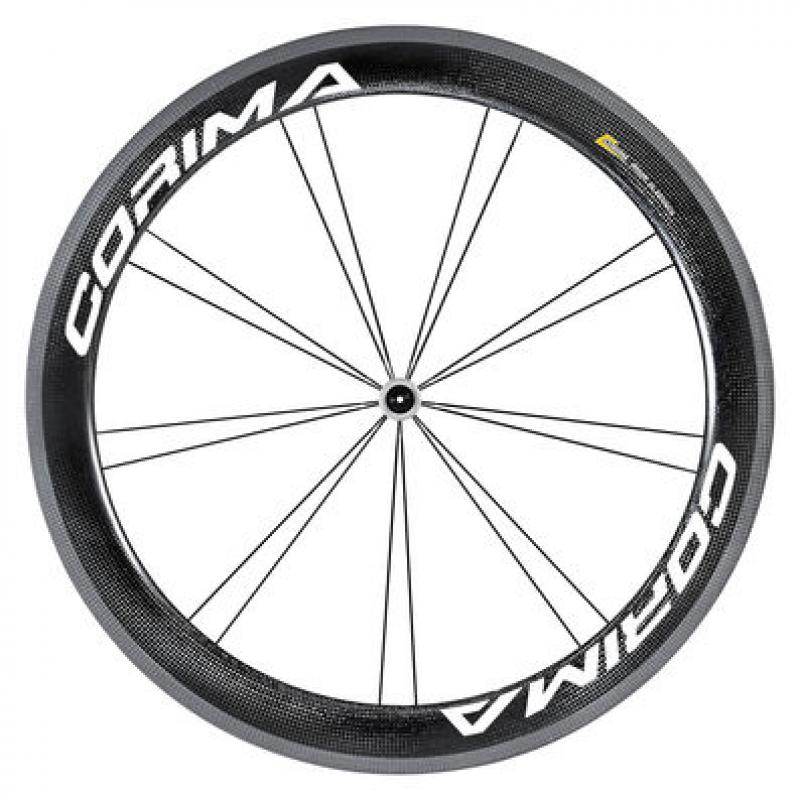 Corima WS + 58 mm tubular