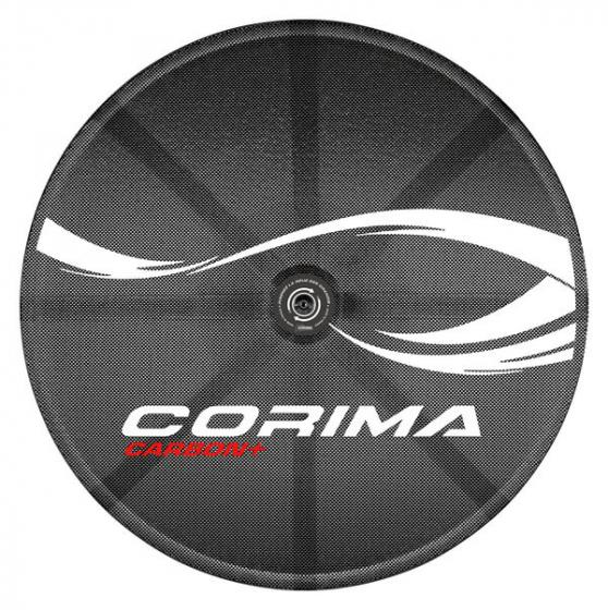 Corima Wheel Disc C+ S carbon wheel tubular for track