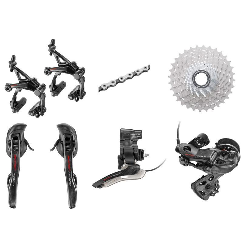 Groupset Campagnolo Super Record EPS 2x12s 2019