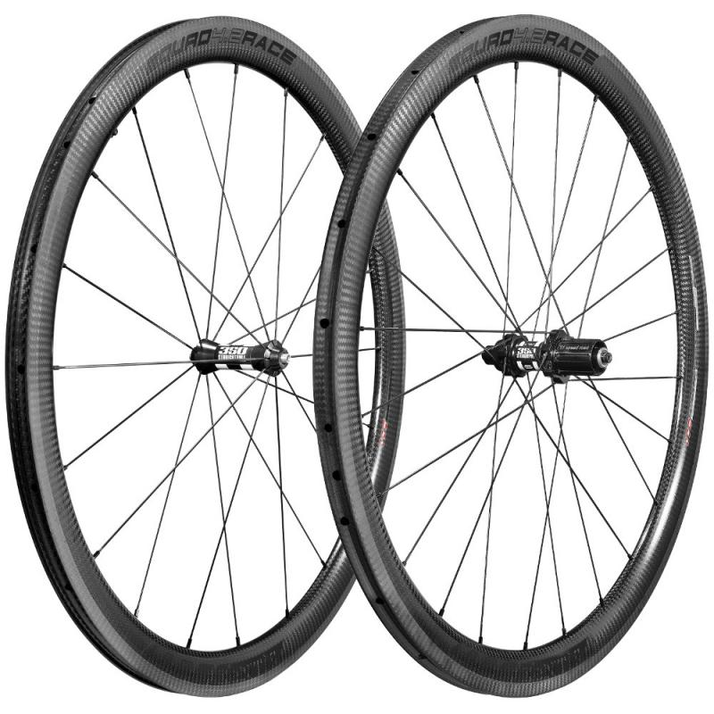 Xentis Squad 4.2 Race- CL / TL ready - matt black / black