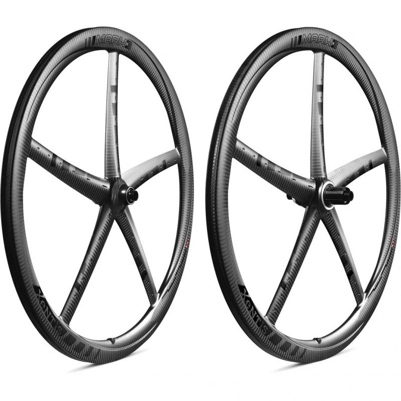 Xentis MARK3  Tubular Rim brake  matt black/black