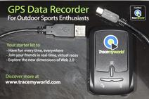 Tracemyworld TMW1000 GPS Data Logger