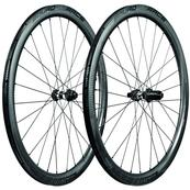 Xentis Squad 4.2 Race Disc- CL / TL ready - matt black / black